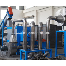 PP woven bag drying machine